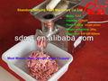 Tj series mini elétrico moedor de carne máquina para máquina de moer carne