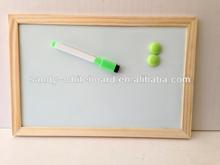 European style garden Home Furnishing message board, wood board Sketchpad