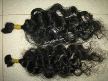 Best selling Ideal curly hair natural!vietnam virgin human hair.