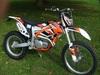 KTM FREERIDE 250 Enduro Motocross Bike