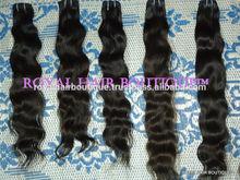 8a grade 8-28inch loose curl 100% Indian virgin hair