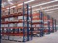 el almacén de la plataforma de almacenamiento de estanterías