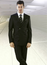 Double Brested 100% Pure Wool Suit - Tailor Cut - Direct from Manufacturer