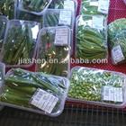 Fresh fruit &vegetable Factory Bulk Price plastic disposable tray
