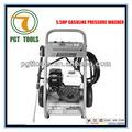 5.5hp 2900 psi gasolina lavadora de alta pressão de pistões de cerâmica