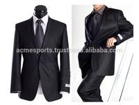 top brand business mens suit - Wholesale Cheap Mens Suits 2014 - 2014 Fashion Style Two Buttons Three Piece Set Men's Suit