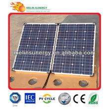 100w folding solar kit