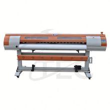 BEST banner printing machine 1.3m*2.8m CMYK+W glass/ceramic/metal/PVC/Vinyl banner printer/UV banner printing machine UV2813