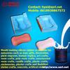 liquid moding silicone rubber for silicone soap molds