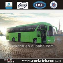 Famous Brand 12 Meter Dongfeng Tourist Luxury 55 Passenge bus