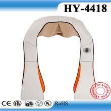 Hy4418 infrarrojos masajeador de cuello de silicona hombro hacia atrás y glúteos
