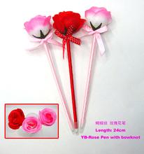 Manufacturer For Promotion Valentine's Day Flower Shaped Pen