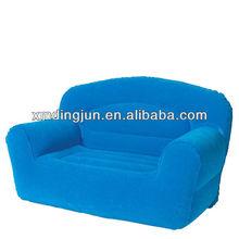 flock inflatable sofa chair