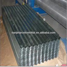 high precision galvanized corrugated plate
