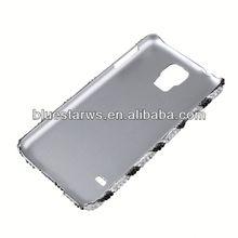 coloured diamond cell phone shell for samsung s5 s5 diamond case