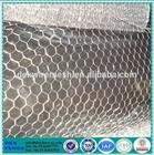 Pvc coated galvanized tree guard hexagonal wire mesh fence