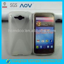 X pattern skin for Alcatel One Touch X'Pop OT-5035D OT-5035E OT-5035Y