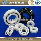 Full Ceramic ball bearing ZrO2,hybrid ceramic ball bearing 6801 6802 6803 6804 6805 6806 6807
