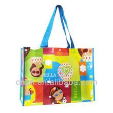 hot sale china pp laminated non woven eco shopping bag
