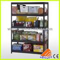 Venta caliente de la tienda estante de exhibición, bolsa de supermercado rack, bastidores junta