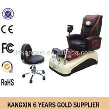 Venta al por mayor 2014 fiberlgass utilizan los niños silla de pedicura spa pipeless utilizan los niños silla de pedicura spa( kzm- s100- 2)