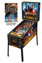 Stern Pinball Iron Man Pro Vault Edition
