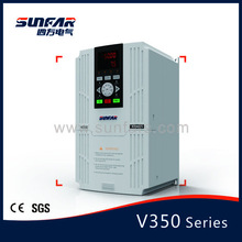 V350 Series 0.75-15KW, CE certification,inverter frequency 50hz to 60hz