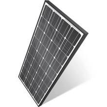 Cyclops Battery Chargers 130 Watt 12 Volt Monocrystalline Solar Panel