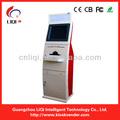 Auto- serviço lcd eletrônico terminais de pagamento