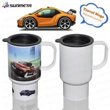 Sublimation photo printing Mug cups , sublimation Car Mugs SLH-05