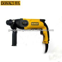 venta al por mayor dewalt eléctrico taladro martillo perforador d25102k