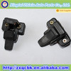 Good quality balck color plastic clip for auto glass window