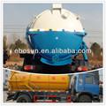 de vacío del tanque proveedor camiones dongfeng camiones municipals