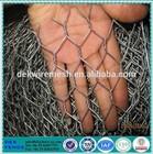 Green gabion terra mesh,hexagonal plastic grille mesh