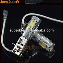 H3 High power 7.5W led car fog light for honda city