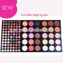 make up studio professional make up,make up palette,114colors make up palettes