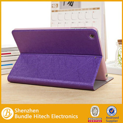 purple color for apple ipad mini covers 2014 new products