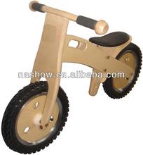 Wooden Toddler Bike