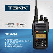 HOT TGK-9A 5W dual band amateur radio transceiver