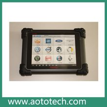 2014 newest autel maxisys pro with j2534 interface ecu programming and coding with 9'7 led touch screen update via internet