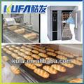 alimentar máquinas de processamento de pão
