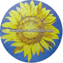 Sunflower Floor Design