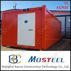 20ft and 40 container homes for sale / prefab house kits