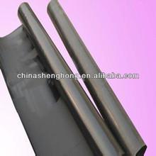 China uv resistance railway used waterproofing pond liner geomembrane hdpe sheet