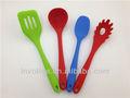 Set de regalo de silicona utensilio/prima de utensilios de cocina