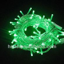 Novelty light button battery operated fancy string light
