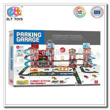 slot toys car parking lot