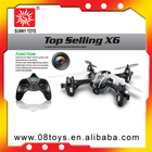 6Axis 2.4G Rc Quadcopter With Camera