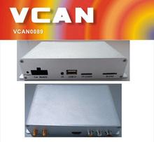 ISDB-T VCAN0910 Brazil 2 antennas HDMI mobile digital car isdb-t set top box case