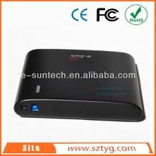 EHOD-S1-3DW Portable Slim SATA to New USB 3.0 External DVD ROM Drive USB DVD-R CD-RW CD Burner External Combo DVD ROM DVD Player